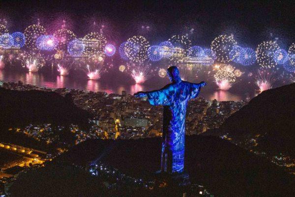 Rio de Janeiro alcanza otro récord de turistas en el Año Nuevo