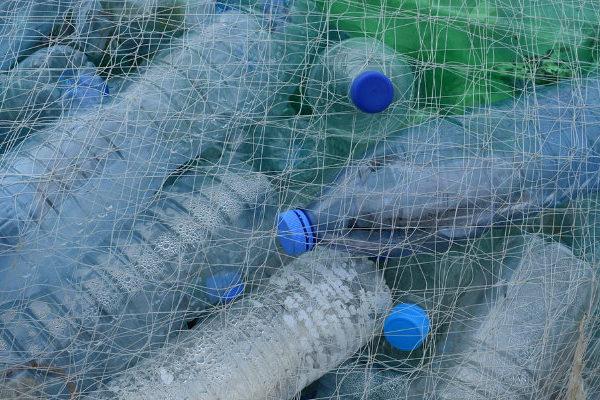 Con ecomoneda se cambian botellas plásticas por boleto de transporte