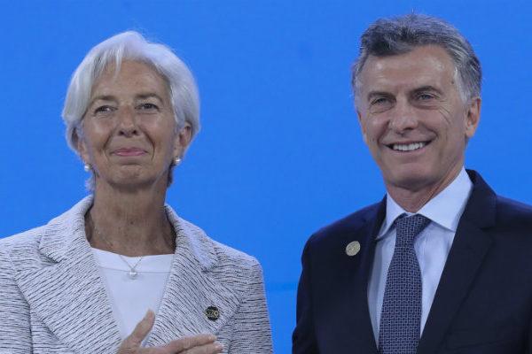 Lagarde reconoce que el FMI subestimó gravedad de la crisis argentina