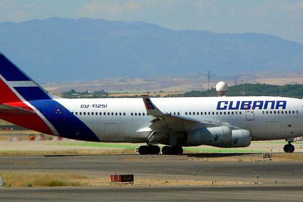 Cubana de Aviación suspende vuelos a cinco países que incluyen a Venezuela