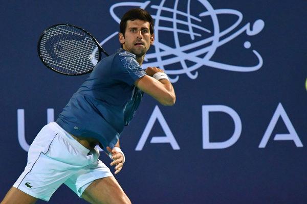 Djokovic gana por cuarta vez el torneo de exhibición de Abu Dabi