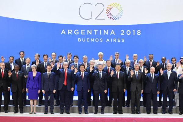 Líderes del G20 acordarán modificar la OMC, dice la Unión Europea