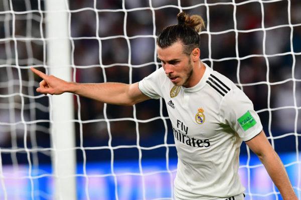 Bale emula a Messi y Cristiano al marcar en tres mundiales de Clubes