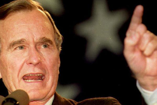Fallece el expresidente estadounidense George H.W. Bush