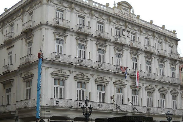 La estadounidense Marriot gestionará el hotel más antiguo de Cuba