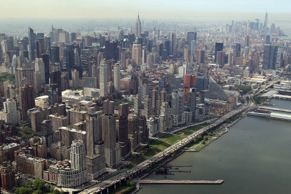Nueva York brilla como centro tecnológico y una alternativa a Silicon Valley
