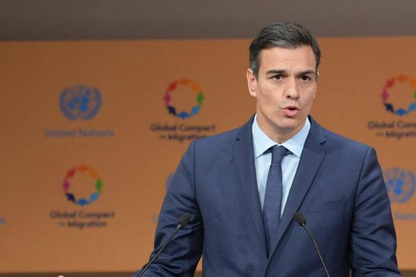 Sánchez saca los dientes de cara a próximas elecciones en España