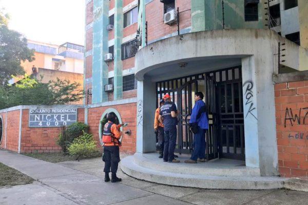Protección Civil evalúa daños tras sismo en Carabobo