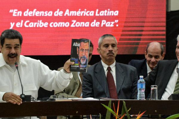 El ALBA se atrinchera en Cuba contra presiones de EEUU
