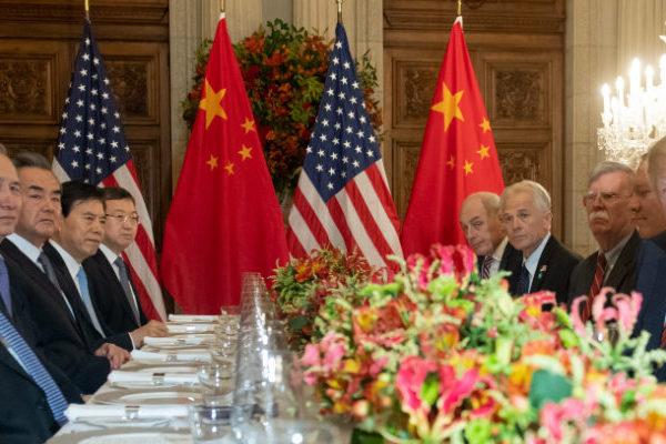 Delegación de EEUU viajará a China en enero para relanzar comercio