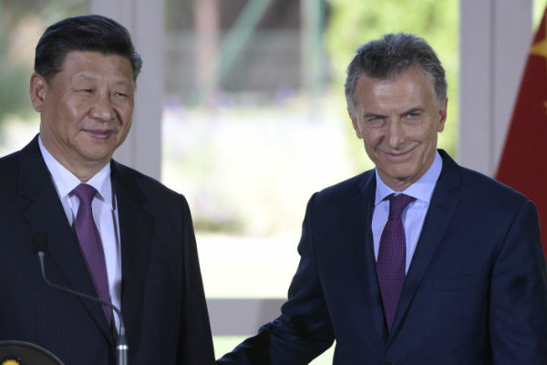 China amplía ayuda financiera a Argentina en $9.000 millones