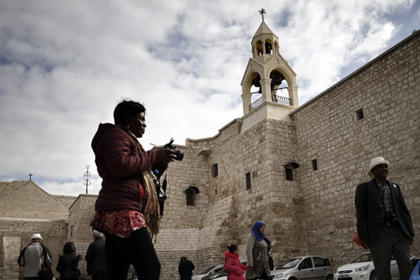 Una aplicación facilitará las visitas a la Basílica de la Natividad en Belén