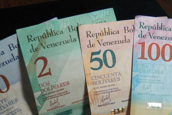 Liquidez marca un nuevo hito al sobrepasar el billón de bolívares soberanos