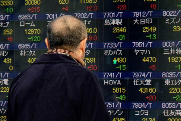 2018 fue un año negro para las bolsas chinas