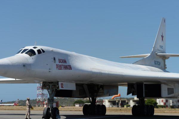 Rusia critica reacción de EEUU sobre aviones enviados a Venezuela