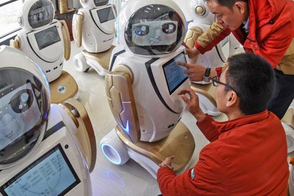 Acusan a China de eliminar su retraso tecnológico robando a EEUU