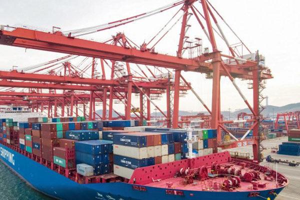 Exportaciones chinas cayeron 1,1% interanual en noviembre por guerra comercial