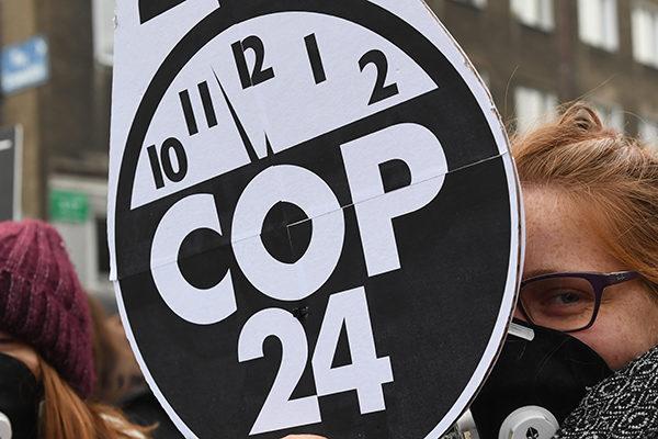 COP24 bajo presión para alcanzar un acuerdo contra el cambio climático