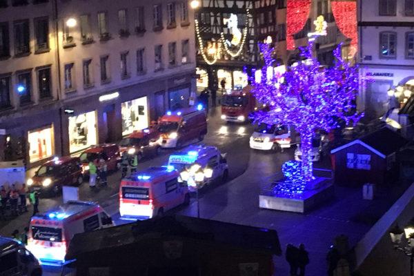 El atacante de Estrasburgo es un radical con antecedentes penales
