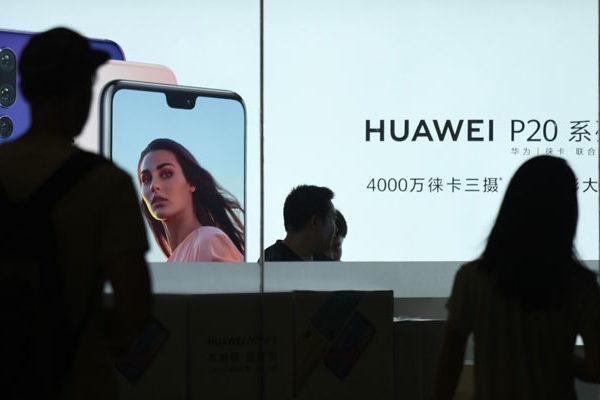 Huawei confía en su superviviencia pese a las sanciones de EE.UU