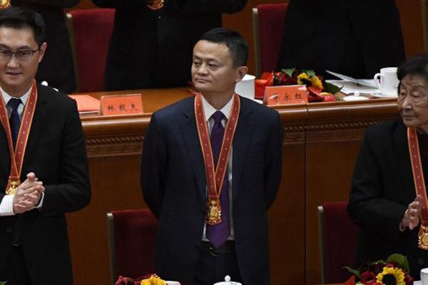 China homenajea a sus multimillonarios y al Foro de Davos