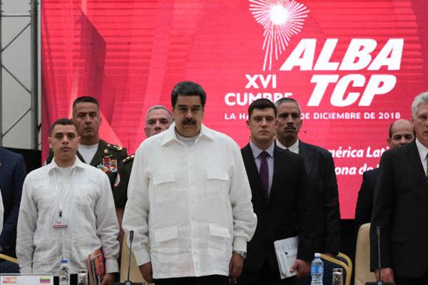 ALBA exige el fin de las sanciones a Venezuela para poder adquirir vacunas contra COVID-19