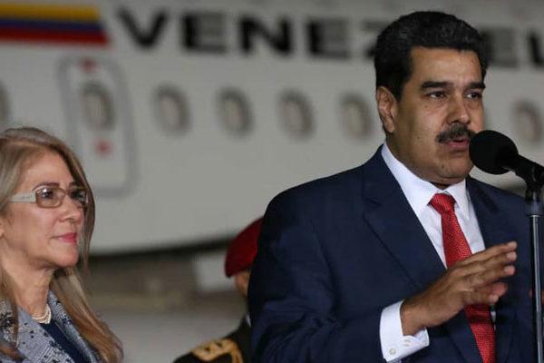 Estados Unidos sanciona a hijastros de Maduro y contratista colombiano de los CLAP
