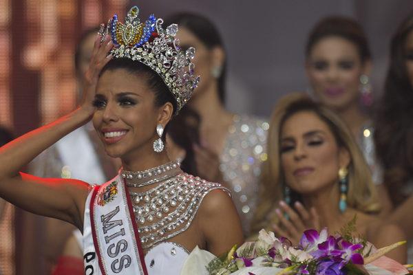 Isabella Rodríguez es la nueva Miss Venezuela