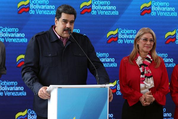 Maduro denuncia otro plan de golpe de Estado en su contra