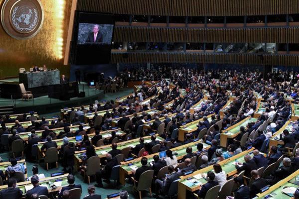 Jefe de la ONU llama a evitar la violencia en Venezuela