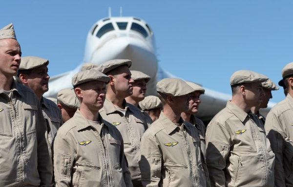 Bombarderos rusos partieron de Venezuela tras ejercicios de defensa