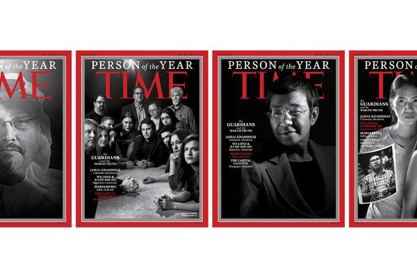 Jamal Khashoggi, personalidad del año de la revista Time