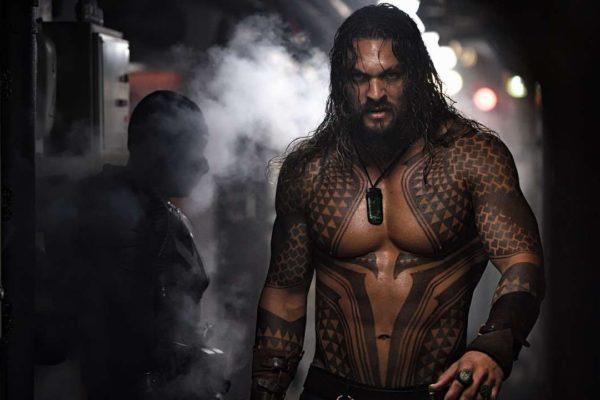 'Aquaman' se mantiene en la cresta de la ola de la taquilla norteamericana