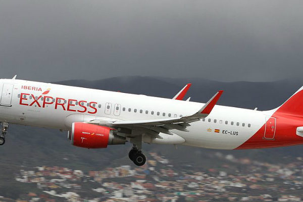 Iberia Express repite como aerolínea de bajo costo más puntual del mundo