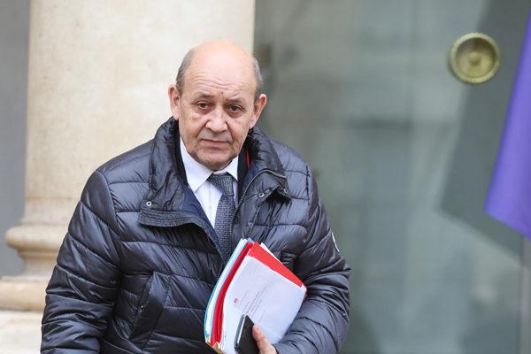 Francia insta a Maduro a abstenerse de cualquier forma de represión contra la oposición