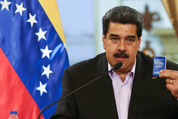 Maduro defenderá en tribunales de EEUU propiedad y riquezas de Citgo