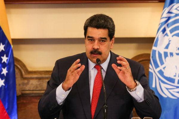 Maduro dispuesto a convocar legislativas anticipadas, pero no presidenciales
