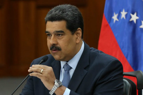 Maduro dice que seguirá vendiendo crudo a EEUU pese a ruptura de relaciones