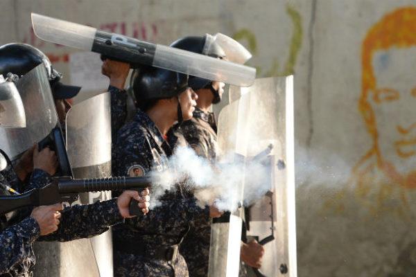 CIDH urge al gobierno de Maduro a cesar la represión a opositores