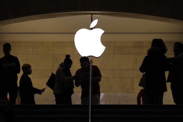 Wall Street en jornada negra en la que Apple perdió 10%