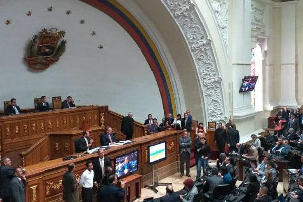 AN designa a Gustavo Tarre como representante de Venezuela ante la OEA