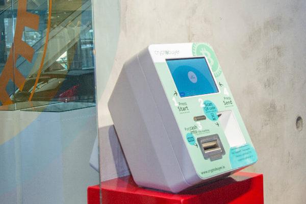 Ya son dos los cajeros automáticos para comprar criptomonedas en Venezuela