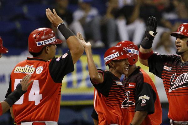 Cardenales es el primer clasificado a las semifinales del béisbol