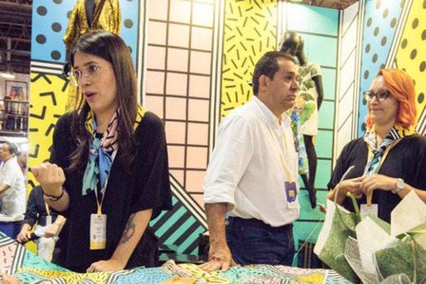 Colombiatex contará con 300 empresarios de 22 países invitados