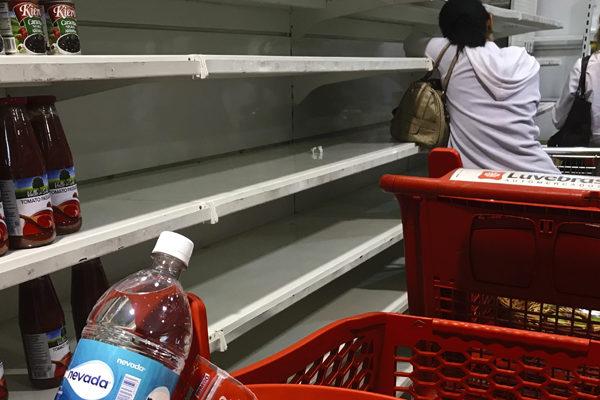 Compras por terminal de cédula en Chacao solo aplicarán para cadenas de supermercados