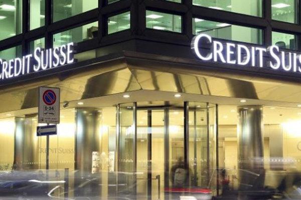 Fed ordena a Credit Suisse reforzar políticas contra blanqueo de capitales