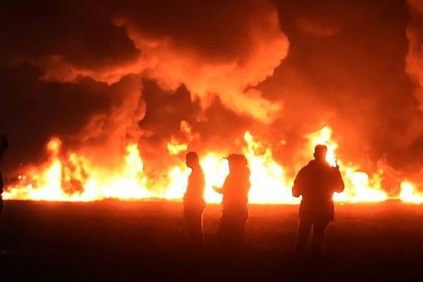Al menos 66 muertos por estallido en toma ilegal de combustible en México