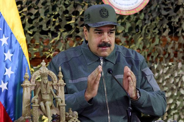 Maduro: Oposición tiene un presidente de la república de Wikipedia