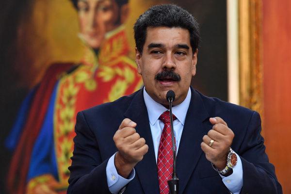Maduro: Guaidó es un agente del gobierno de Estados Unidos