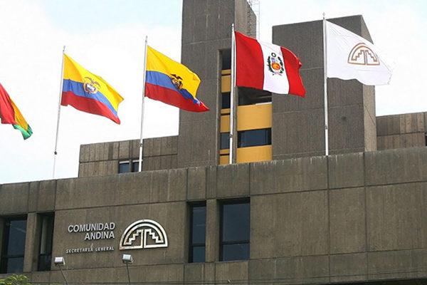 Colombiano Jorge Pedraza asume como nuevo secretario general de la CAN